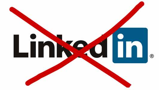 Linkedin-blocking