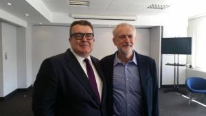 watson and Corbyn