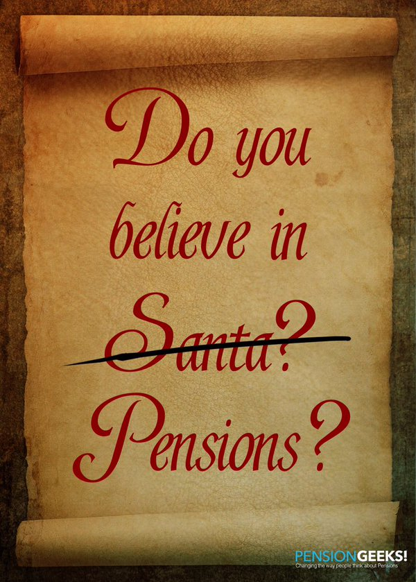 Believe in pensions