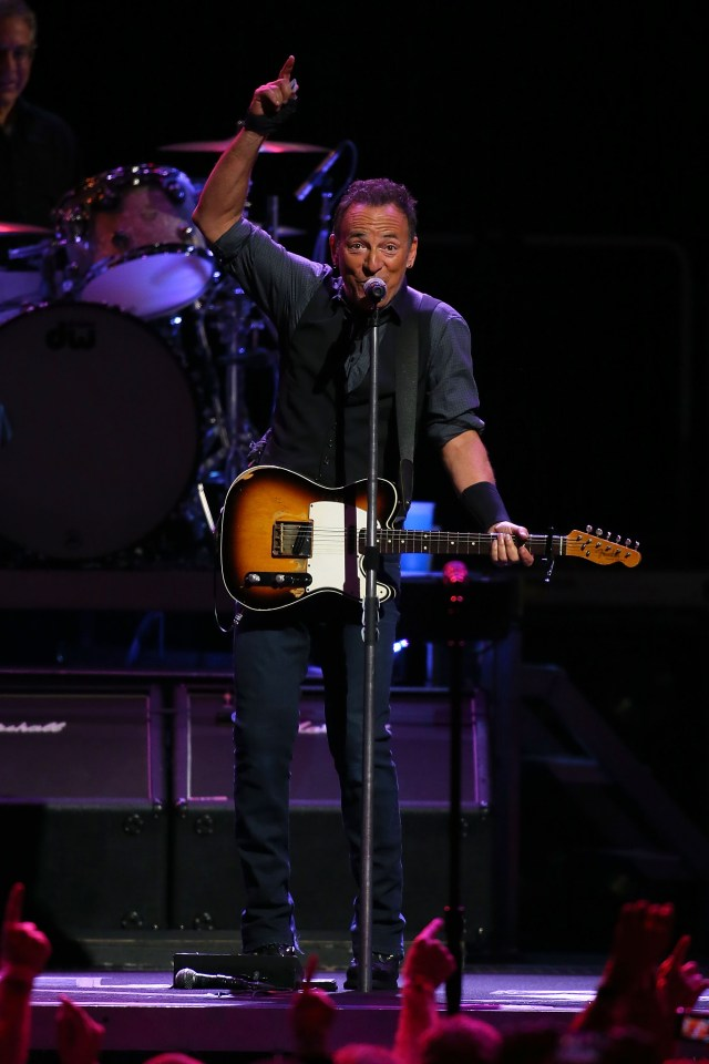 Bruce Springsteen Tour - Perth