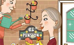 house-pension