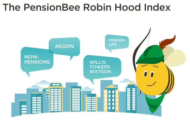 Pension Bee Robin Hood