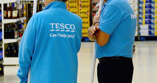 tesco workers