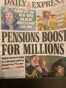 CDC pensions boost