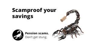 scamproof scorpion