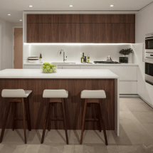 The smithe presale vancouver condo kitchen