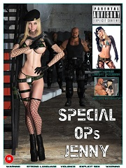 Special Ops – Backstage – Jennifer Poussin