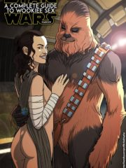 Star Wars: A Complete Guide to Wookie Sex – Comix Porn