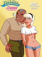 Supergirl Adventures 1 – Horny Little Gich