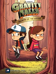 Gravity Falls – Secret Of The Woods