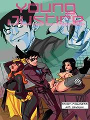 Young Justice- Bayushi