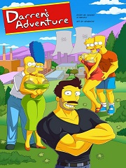Darren's Adventure-Simpsons 2 (Complete)