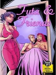 Futa & Friends Issue 1- Comix Adult