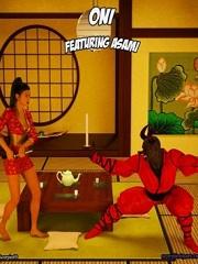 Scorpio69 – Oni- Featuring Asami