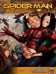 Spider-Man- Infinity War- [Tracy Scops]