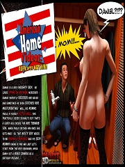 American Home Video- [IncestChronicles3D]