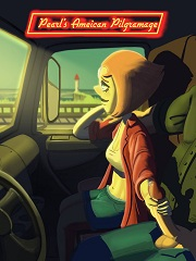 Pearl's American Pilgrimage- [Steven Universe]
