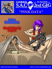 Ghost In the Shell- Pink Data- [PBX]