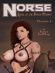 Norse- Quest of the Shieldmaiden