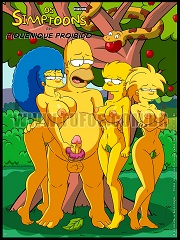 The Simpsons 9- Forbidden Picnic