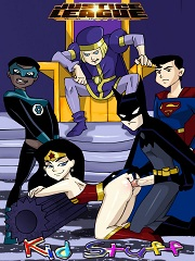Justice League Unlimited- [Kid Stuff]