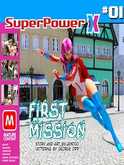SuperPower X #01- First Mission- [By ADN700]