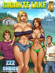 Gigante Lake Ch. 4- [ZZZ Comics]