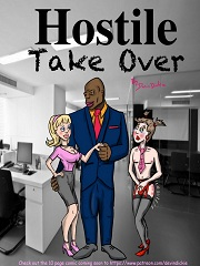 Hostile Takeover- [By Devin Dickle]