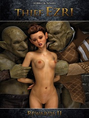 Thief Ezri- Rewards 2- [By Hibbli]