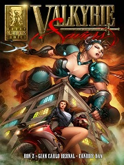 Valkyrie Saviors- [Mount Olympus Comics]
