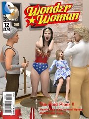 Wonder Woman- The Pied Piper- [By DC Comix]