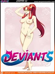 Deviants Ch. 11- [Aya Yanagisawa]