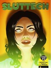 Sluttech Issue 2- [By BotComics]
