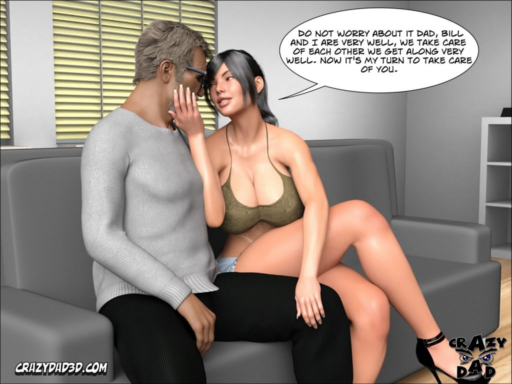 Anny- Dear Older Sister- By Crazydad3D - Hentai Comics Free-3553