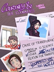 Courtney & Her Roommates- [By NotZack ForWork]