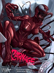 Sexual Symbiotes 2- Garnage [By WH Art]