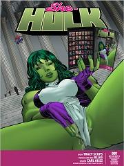 She-Hulk- Rllas- [Tracy Scops]