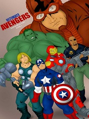 Ultimate Avengers- [By Iceman Blue]