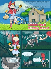 Little Red Riding Hood- [By Ratcha]