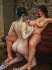 Goddess Fun- By Supro