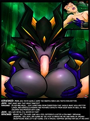 Transformers Prime Insemination- By Everfire