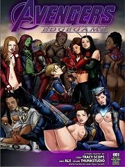 Avengers Edge Game- [Tracy Scops]