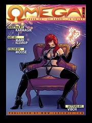 Omega Girl 5- [Jab Comix]