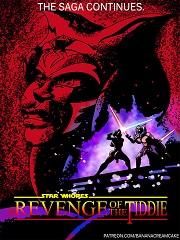 Revenge Of The Tiddie- Star Wars- [Banana Shortcake]