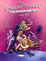 The Great Tickle TOURNAMENT Issue 3- [By Bandito]