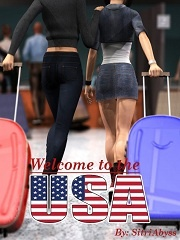 Welcome to the USA- [By SitriAbyss]