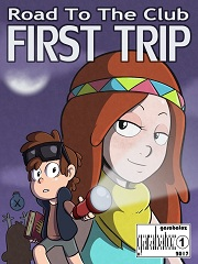 Road To The Club- First Trip [Gravity Falls]