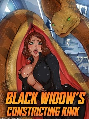 Black Widow's Constrictive Kink- [By Nyte]