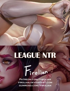 League NTR #1 – Lux, Xayah