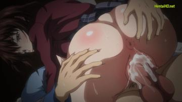 Iizuka-senpai x Blazer Ane Kyun Yori The Animation Episode 1 Uncensored 03